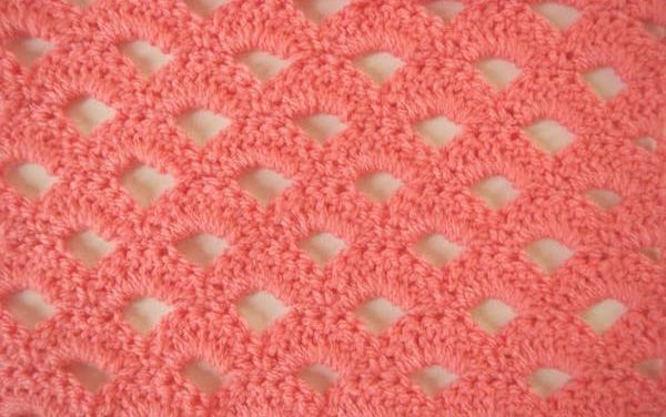 Crochet Arcade Stitch Tutorial