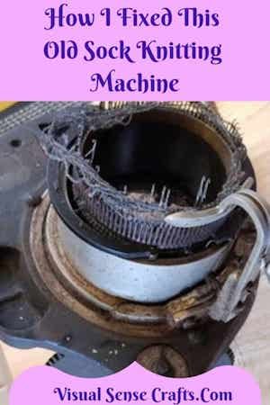 How I Fixed This Old Sock Knitting Machine 1 683x1024 1