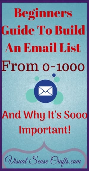 beginners guide to building an email list