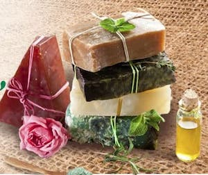 How To Make handmade soap and spa products