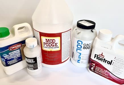 which pouring medium to use for paint pouring