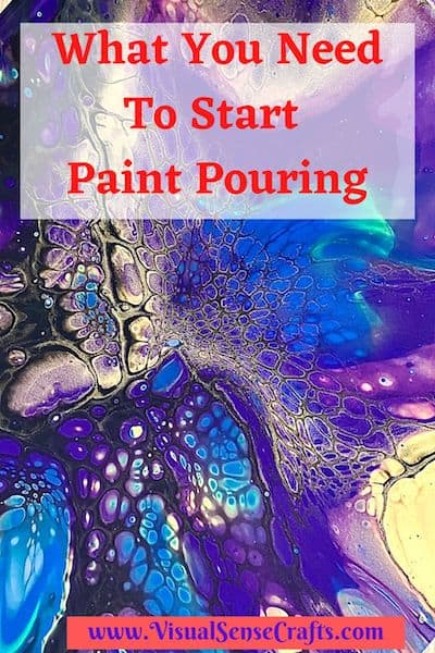 paint pouring for beginners